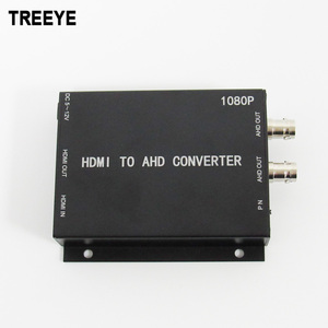 Image 1 - TREEYE HDMI to AHD converter 1080P 2.0megapixel HDMI loop output Industrial high definition video convertor