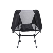 ABGZ-Portable Camping Beach Chair Ultralight Aviation Aluminum Fishing Leisure Outdoor Folding Campi