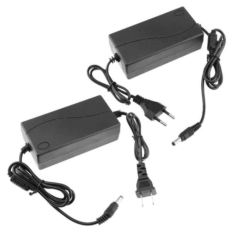 5.5*2.5mm <font><b>18V</b></font> 4A AC/DC Power Adapter Converter Power Supply Charging Charge <font><b>Adaptor</b></font> for Door System EU US Standard Plug image