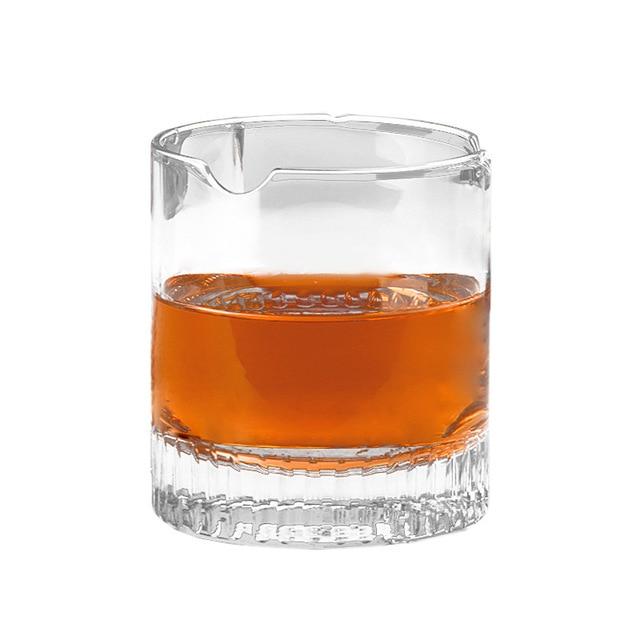 PRO Crystal Cigar Holder Glass Puritano Round Wine Glasses Whisky Usquebaugh XO Cup Brandy Whiskey Rock Vidro Verre Wholesale 5