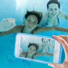 KISSCASE Waterproof Case for iPhone X XS Max XR 360 Full Protective 5 5S SE 6S 6 7 8 Plus Photography Underwater