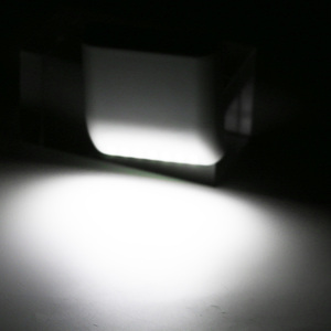 Image 2 - 7 diodo emissor de luz da noite indução pir sensor movimento inteligente noite lâmpada alimentado por bateria gabinete dobradiça luz para armário cozinha gaveta