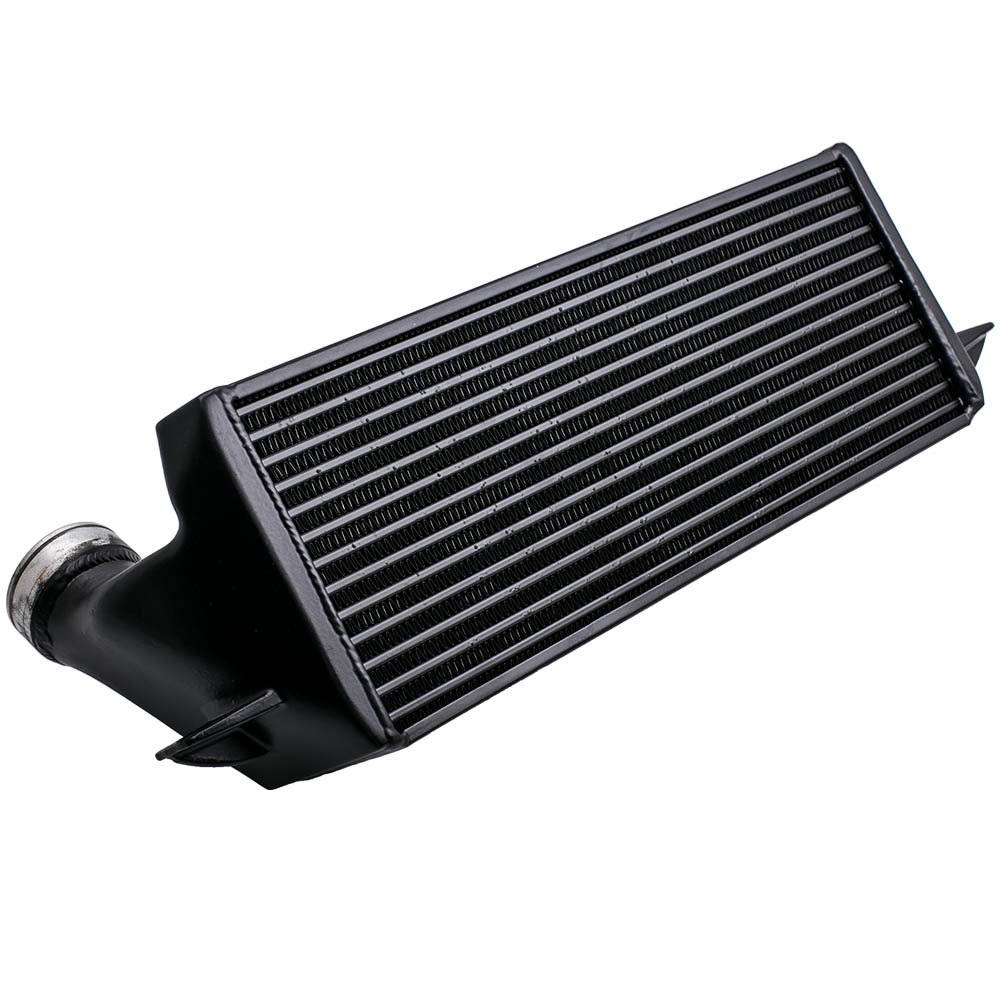 Image 4 - Front Mount Intercooler for BMW E90,E91,E92,E93,E81,E82 520mmx200mmx145mm 335iRadiators & Parts   -
