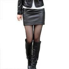 0a6435cf4 Comparar precios en High Waist Leather Skirt - Online Shopping ...