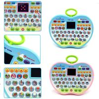 Multi function Intelligent Early Education LED Screen Cartoon Learning Over 3 Years Old Machine Toys