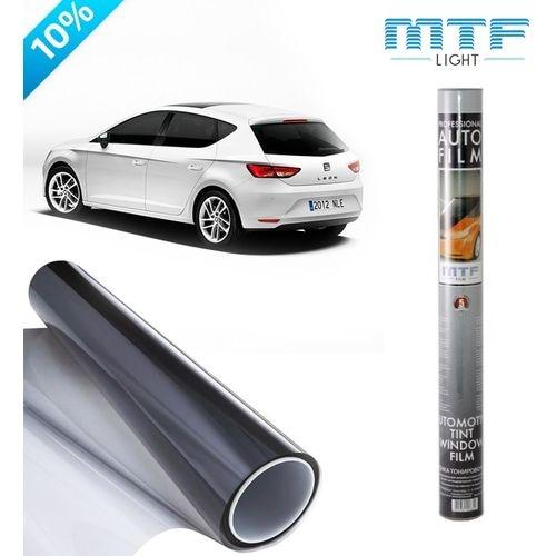 Film dubbing MTF 10% Black, 0.5 m x 3 m (49850) tsautop 1 52 30 m high quality window tint film window foils
