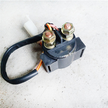 цена на Motorcycle Motor Starter Relay Solenoid with plug double line relay for Yamaha 3AY-81940-00