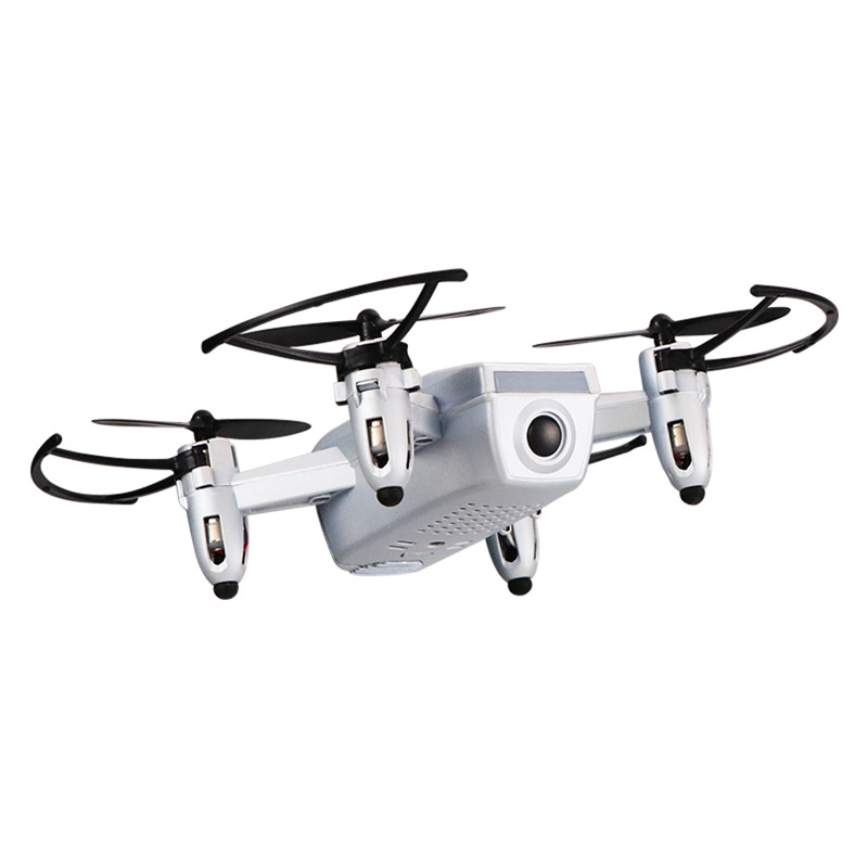 New Arrival JJRC H52 2.4G 4CH Hold Mode RC Quadcopter Wide Angel Helicopter With Gravity Sensor Foldable Mini Drone