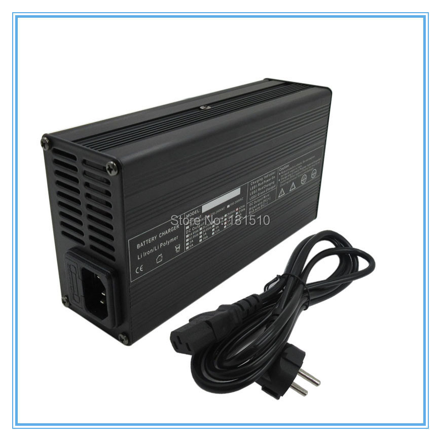 180W 24V 5A lead acid battery charger 24V Lead acid charger For 24V electric scooter / wheelchair / golf car charger-in Chargers from Consumer Electronics    2