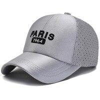 New Style Bending Eaves Embroidered Baseball Cap Female Vintage Duckbill Hat Summer Sun Hat Leisure Shiny Brim Visor