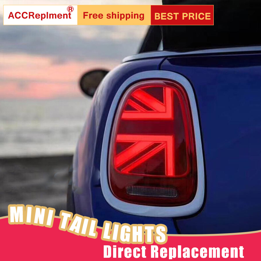 Car Styling LED Tail Lamp for BMW F55 F56 F57 Tail Lights 2014 2018 for MINI