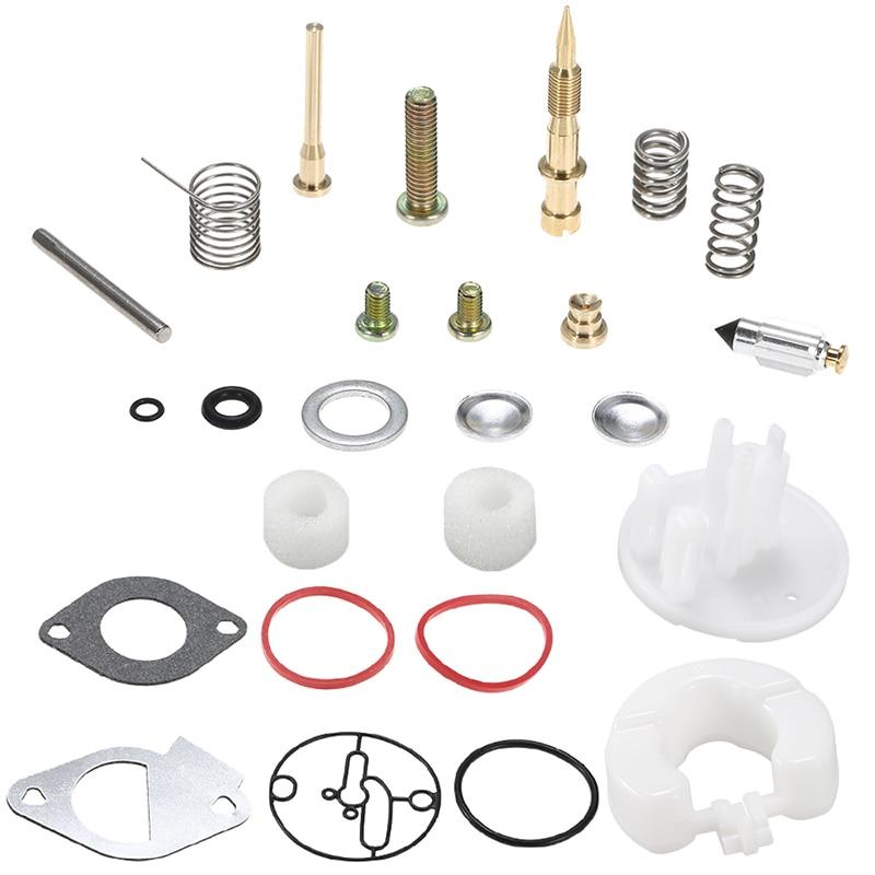 Carburetor Carb Rebuild Kit For Master Overhaul Nikki 796184 For Briggs & StrattonCarburetor Carb Rebuild Kit For Master Overhaul Nikki 796184 For Briggs & Stratton
