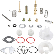 Carburetor Carb Rebuild Kit For Master Overhaul Nikki 796184 Briggs & Stratton