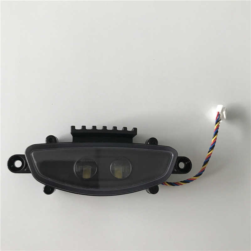 Original Headlight For Ninebot One Z10 Z6 Self Balancing Electric Scooter Unicycle Skate Hoverboard Front Head Light Accessories