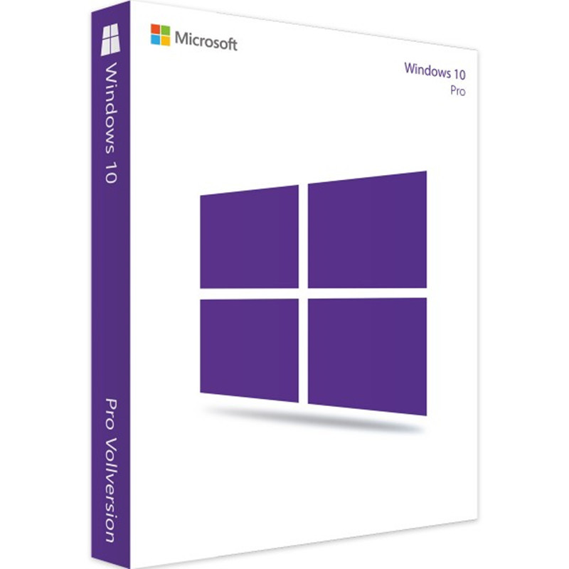 Image 3 - Microsoft Windows 10 Pro 32/64 bit Retail Boxed inside USB Flash Drive English Russian Language