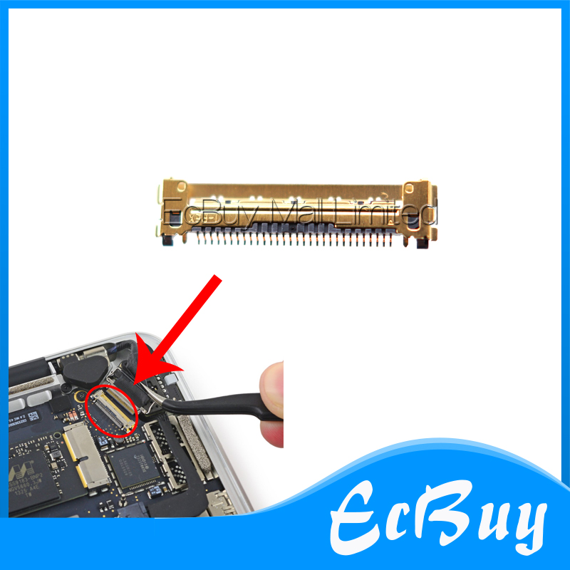 """Genuine 11/"""" Apple Macbook Air A1465 Microphone Mic Board Flex Cable 821-1502-A"""