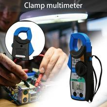 Portable MT87 LCD Digital Clamp Multimeter Multifunctional Electrician Digital Clamp Meter High Precision Universal Test Meter