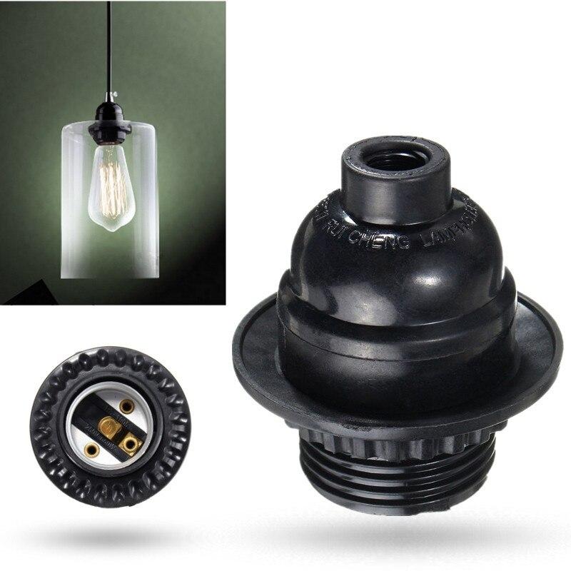 Retro Vintage Lamp Base E26 E27 Socket