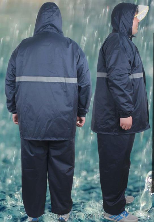 6XL 5XL böyük ölçülü palto Super yağlı oğlanlar üçün - Ev əşyaları - Fotoqrafiya 5