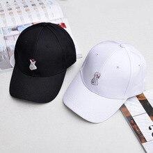 2019 New  Love Gesture Finger Embroider Golf Baseball Cap men women  hat   Sun Truck Hat