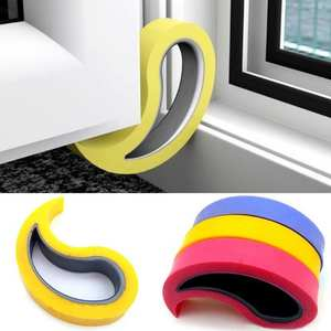 1 PC 3 Color holder lock Baby Finger Proofing Door Stopper for baby