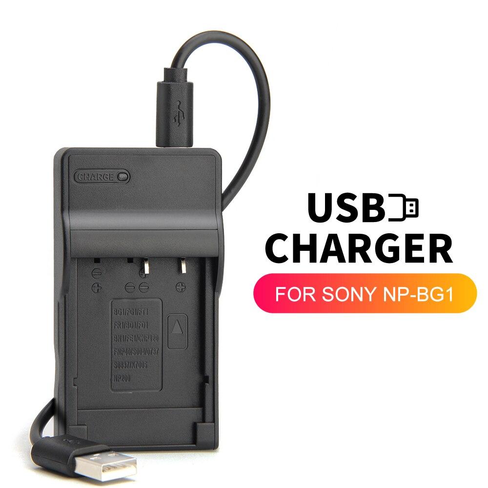 NP-BG1 Chargeur De Batterie pour Sony DSC-W100 DSC-W110 DSC-W115 DSC-W120 DSC-W125 DSC-W130 DSC-HX30 DSC-N1 DSC-N2 DSC-T100 DSC-T20NP-BG1 Chargeur De Batterie pour Sony DSC-W100 DSC-W110 DSC-W115 DSC-W120 DSC-W125 DSC-W130 DSC-HX30 DSC-N1 DSC-N2 DSC-T100 DSC-T20