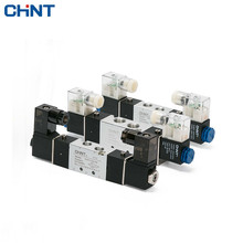 CHINT Electromagnetism Valve 220v Two Position Five Pneumatic Reversing