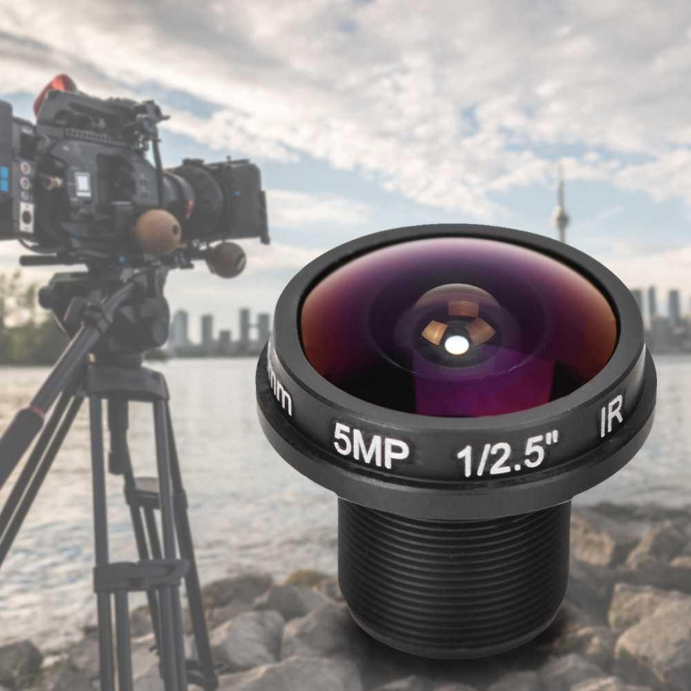 Новая плата 1,8 мм 180 градусов объектив HD 5mp рыбий глаз вид CCTV широкоугольный камера новое поступление