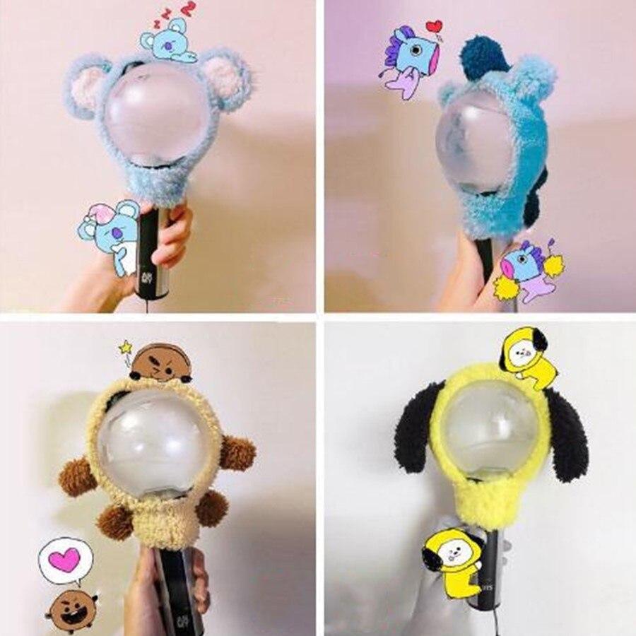 Clothing & Accessories For Plush Stuff Keychain Bt21 Got7 Key Buckle Zipper Pull Head Pendant Kpop Bts Figure Accessories Case Bangtan Boys Pop Style Toys & Hobbies