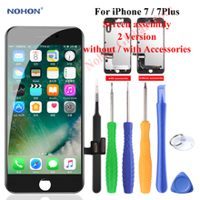 Nohon LCD Display For iPhone 7 Plus 7 HD Screen with 3D Touc