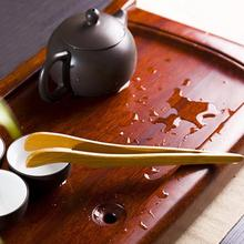 Bamboo Tea Tongs