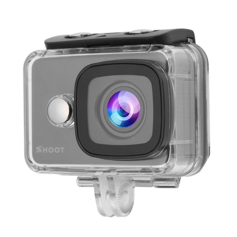 Unterhaltungselektronik Neue 30 Mt Wasserdichte 2,4g Wifi 1080 P Volle Hd 2 Zoll Bildschirm 170 Grad Sport Kamera Smart Uhr Remote Aktion Dv Camcorder