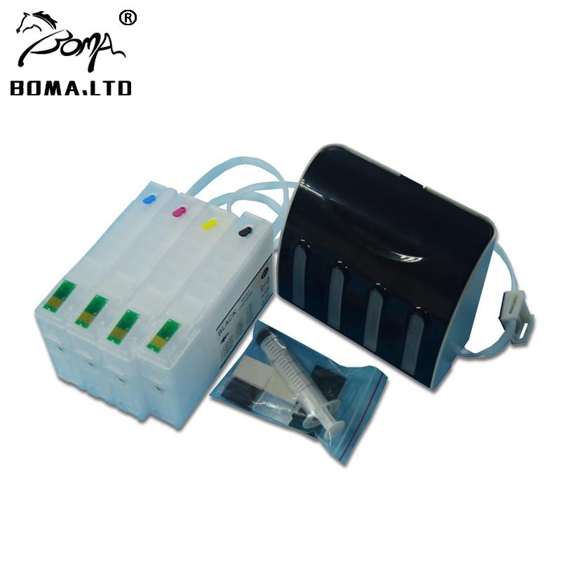 79XL T7891 CISS Ink System For EPSON Pro WF 5110 5190 5620 5690 WF 4640 WF