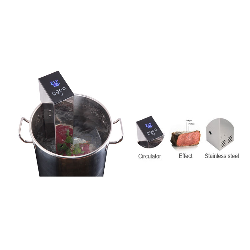 ITOP Food Cook Machine Immersion Circulator Cooker  Low Temperature Processing Sous-vide Cooker 110V~240V