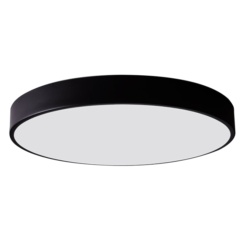 Ultra-mince LED plafond éclairage plafonniers pour le salon lustres plafond pour le hall moderne plafonnier hi