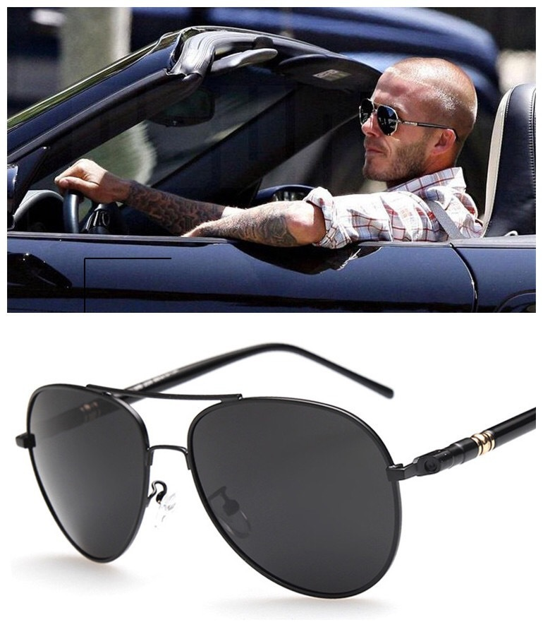 Bright Polarized Light Sunglasses Uv400 Classic For Man Designer Luxury Brand Male Retro Vintage Cool Pilot Shades Eyeglasses Women Spare No Cost At Any Cost Apparel Accessories