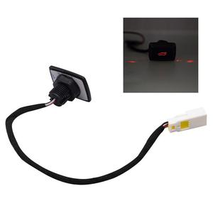 Universal Car Electric Tailgate Trunk Release Switch Car Trunk Switch Tailgate Trunk Switch Button Car Styling Auto Accessories(China)