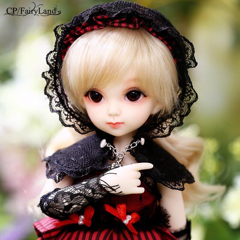 Image 2 - Fairyland Littlefee Sarang sd/bjd dolls 1/6 body model tsum girls  boys dolls toys shop dollhouse silicone resinDolls
