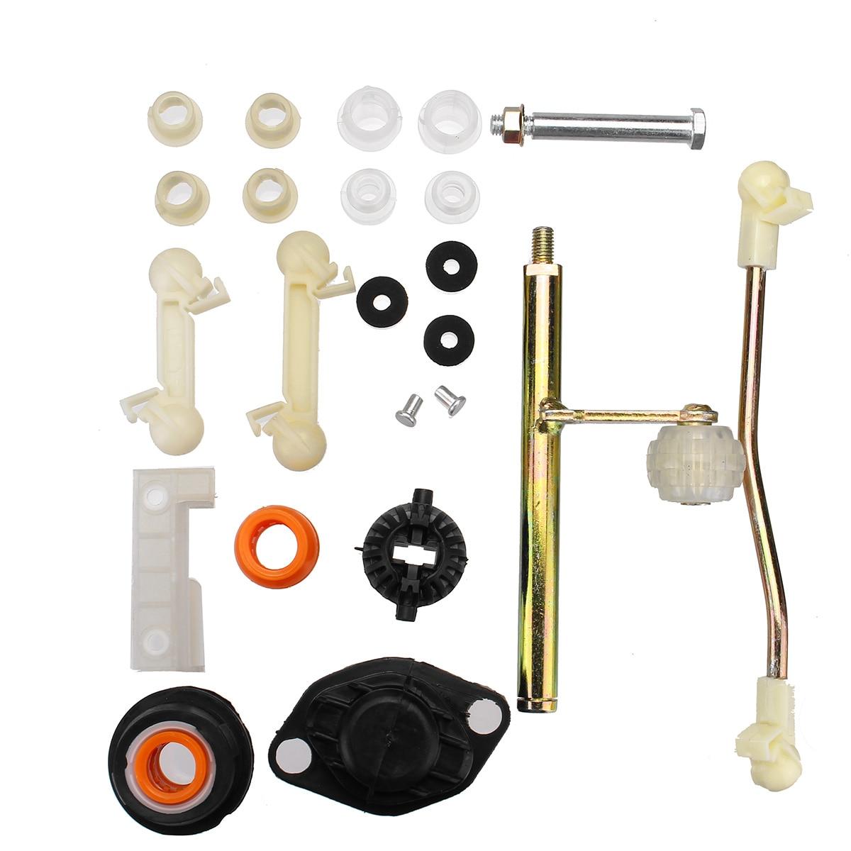 1xавтомобильный комплект для ремонта переключения передач для VW GOLF JETTA MK2 1983-1992 ремонт переключения передач 191711574 191711595A 191798116A