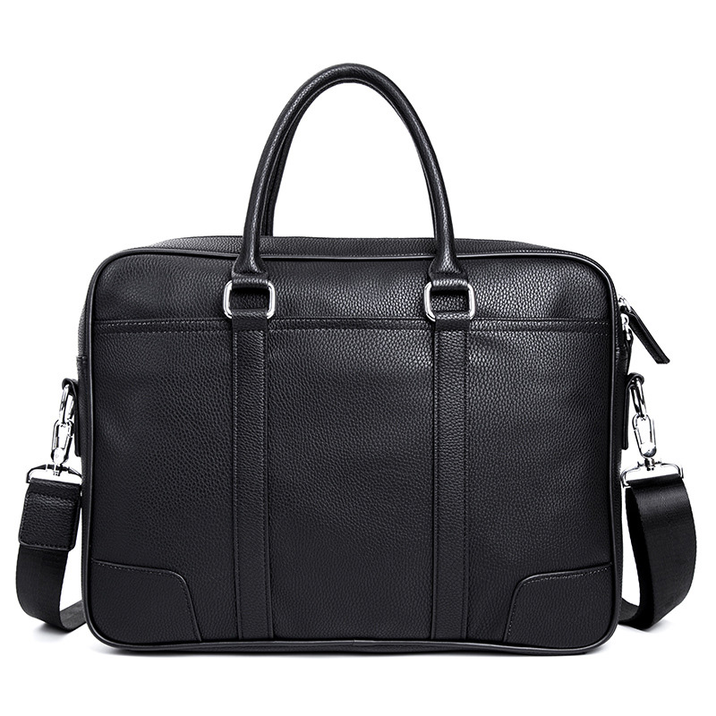KUDIAN BEAR Brand Men Briefcase Leather Bags Handbags Office Bags For Mens Shoulder Bag Men Leather Laptop Bag BIG014 PM49