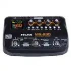 NUX MG 200 Gitaar Processor Multi gitaar effect pedaal 55 Effecten 70 Seconden Opname Gitaar Looper drum machine (EU Plug)