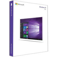 Microsoft Windows 10 Pro 32/64 Bit Retail Boxed Inside USB Flash Drive English Russian Language