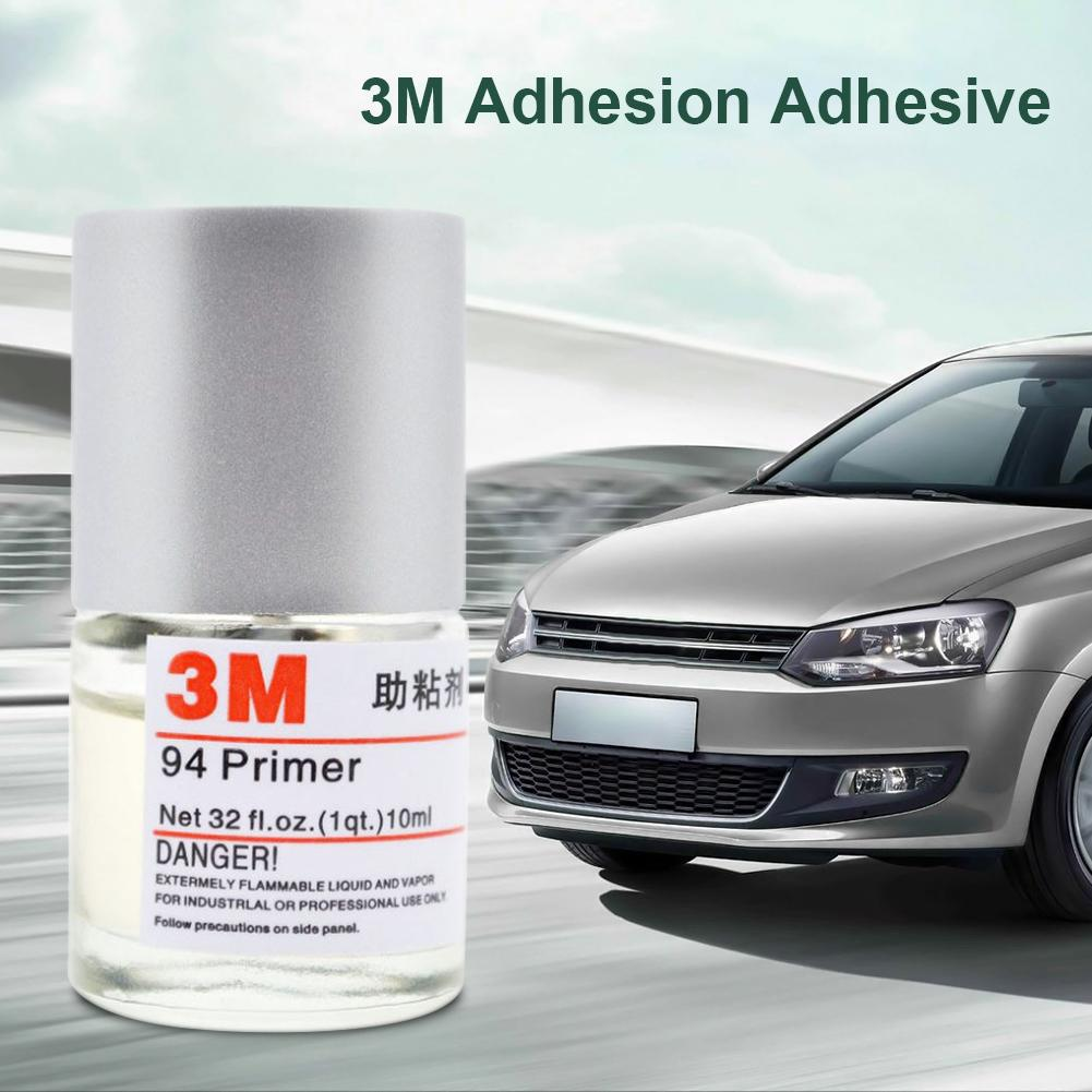 3M Adhesive Primer Adhesion Promoter 10ML Increase The Adhesion Car Wrapping Application Tool Car-styling For Tape Dropshipping