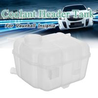 Car Expansion Radiator Coolant Header Tank Without Sensor 22953219 13220123 for Vauxhall Insignia 2009