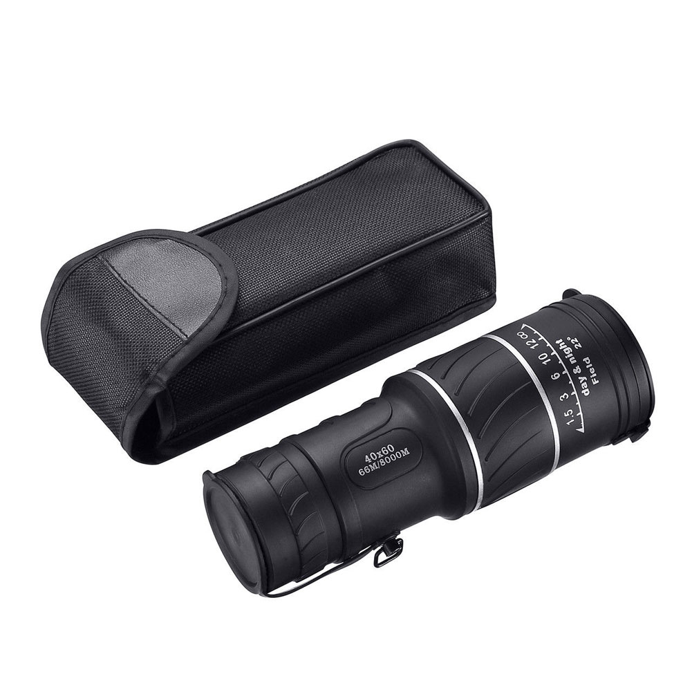 Image 5 - New 40x60 Mini Portable Night Vision Hunting Monocular Powerful Camping Telescope-in Monocular/Binoculars from Sports & Entertainment