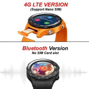 Image 5 - الأصلي الدولي روم سماعة هواوي 2 ساعة ذكية يدعم LTE 4G مكالمة هاتفية لنظام أندرويد iOS مع IP68 مقاوم للماء NFC لتحديد المواقع
