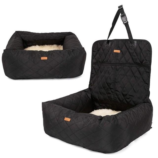 2 In 1 Waterproof Pet Dog Carrier/ Folding Car Seat