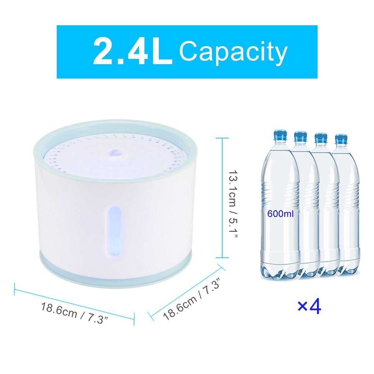 קערת מים חשמלית 5