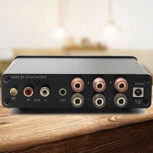 Image 2 - FX   Audio XL 2.1BL TPA3116 บลูทูธดิจิตอลเครื่องขยายเสียงซับวูฟเฟอร์ RCA/AUX/BT 50 W * 2 + 100 W