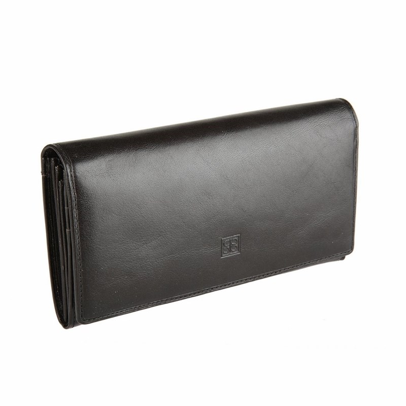 Wallets SergioBelotti 1164 milano black стоимость